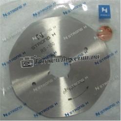 диск RSD-100 (8) HSS 8 гранный Strong, 60002, , Лезвия для раскройных ножей