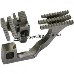 двигатель ткани Juki-6714 (119-49807+118-87106)+119-49906, 10039, , Двигатели ткани для оверлоков