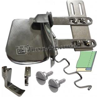 приспособление KEIZ-073 кант+шнур 20мм-10мм прямострочка