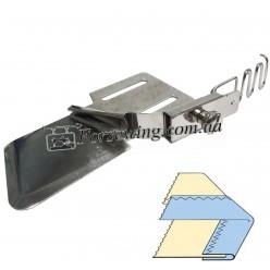 приспособление KEIZ-126 резина 16мм-8мм в 2сл. прямострочные, 90075, , Для резинки