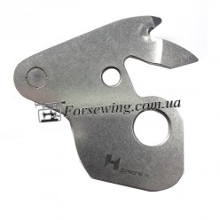 нож Brother 152901-001 LK430 закрепочная подвижный, 80004, , Ножи Brother