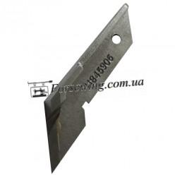 нож Juki 118-45906 MO-2416 угловой, 80052, , Ножи Juki
