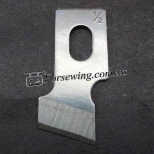"""нож B2702-047-LOO 12mm 1/2"""""""