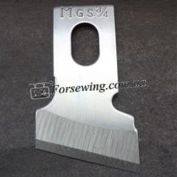 """нож B2702-047-NOO 19mm 3/4"""", 70003, , Ножи для прорубки петель"""