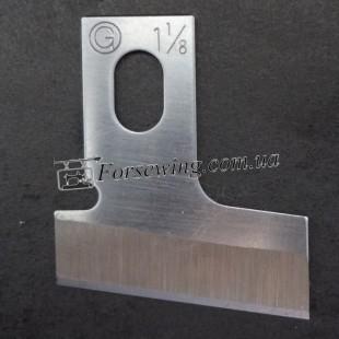 """нож B 2702-047-ROO 28mm 1-1/8"""""""
