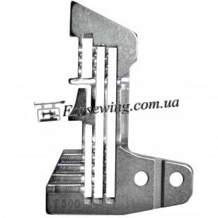 пластина игольная SIRUBA E-800 (3-х нитка)