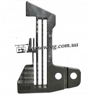 пластина игольная SIRUBA E-804 (4-х нитка)