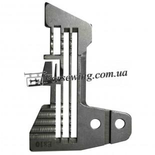 пластина игольная SIRUBA E-810 (4-х нитка 7мм)