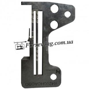 пластина игольная Juki 6704 R4200 HOA-COO Strong опиковка