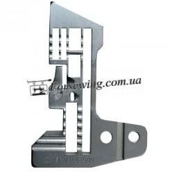 пластина игольная Juki-3316 R4508 LOE-GOO 8mm, 11064, , Пластины для оверлока