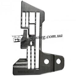 пластина игольная Juki-3316 R4608 LOE-GOO 8mm, 11057, , Пластины для оверлока