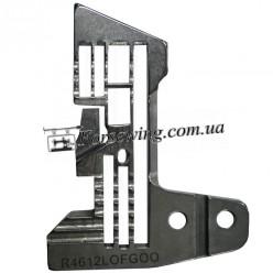 пластина игольная Juki-3316 R4612 LOF-GOO 10mm, 11100, , Пластины для оверлока