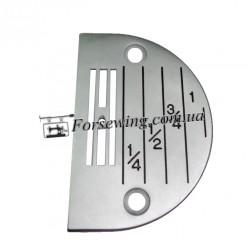 пластина игольная E-18 (AA), 11122, , Пластины для прямострочки
