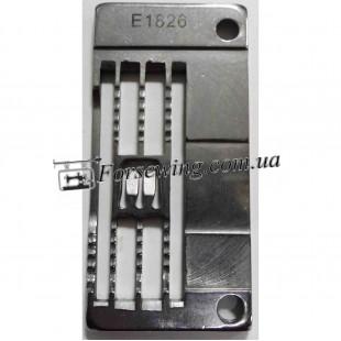 пластина игольная SIRUBA E1826 (5,6mm)