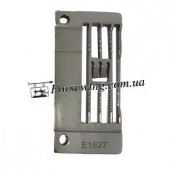 пластина игольная SIRUBA E1827 (6,4mm), 11029, , Пластины для распошивалки