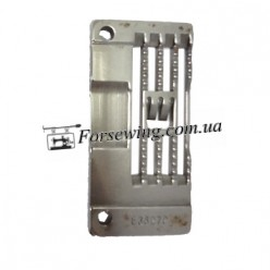пластина игольная SIRUBA E3826P (5,6mm) C007, 11160, , Пластины для распошивалки