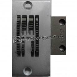 пластина игольная зигзаг B20U 541936+ дв.тк.541647, 11059, , Пластины для спец машин