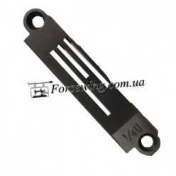 пластина игольная B1190-522-UOO 1/4 Juki, 11108, , Пластины для спец машин