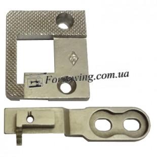 пластина игольная PFAFF-335 53005/53006 к-т
