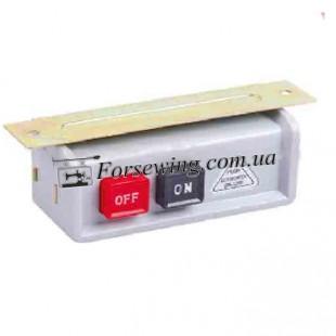 пускатель-кнопка 380-220 Вольт универсальная