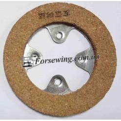 диск сцепления HS-008, 16002, , Запчасти для прямострочки